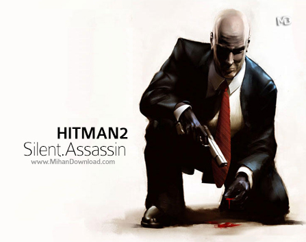 hitman2 دانلود سری کامل بازی های HITMAN برای کامپیوتر : Silent.Assassin