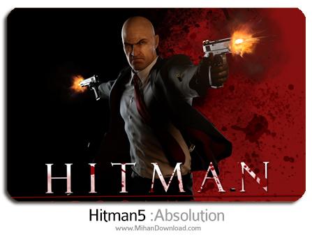 hitman5 دانلود سری کامل بازی های Hitman برای کامپیوتر : Absolution