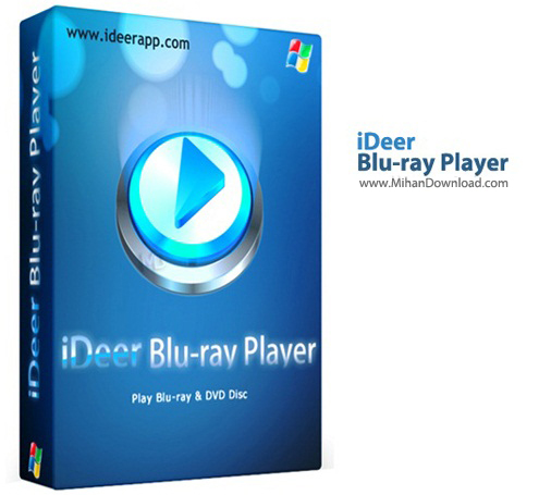 iDeer Blu ray Player دانلود iDeer Blu ray Player 1 4 2 1421 نرم افزار پخش فیلم بلوری