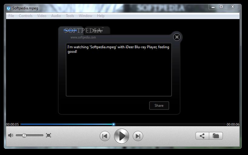 iDeer Blu ray Player 4 دانلود iDeer Blu ray Player 1.6.0.1729 نرم افزار پخش فیلم بلوری