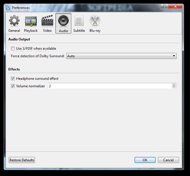 iDeer Blu ray Player 8 دانلود iDeer Blu ray Player 1 4 2 1421 نرم افزار پخش فیلم بلوری