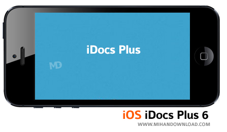 iDocs Plus دانلود نرم افزار iDocPlus برای آیفون