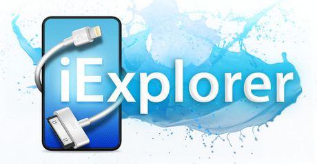 iExplorer دانلود نرم افزار مدیریت گوشی های آیفون iExplorer 3.9.9.0