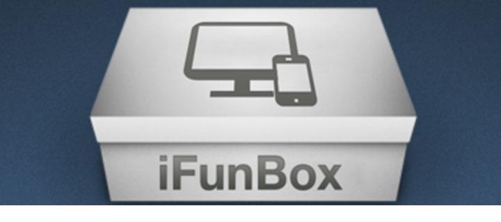 iFunBox دانلود نرم افزار مدیریت گوشی آیفون iFunBox 3.0