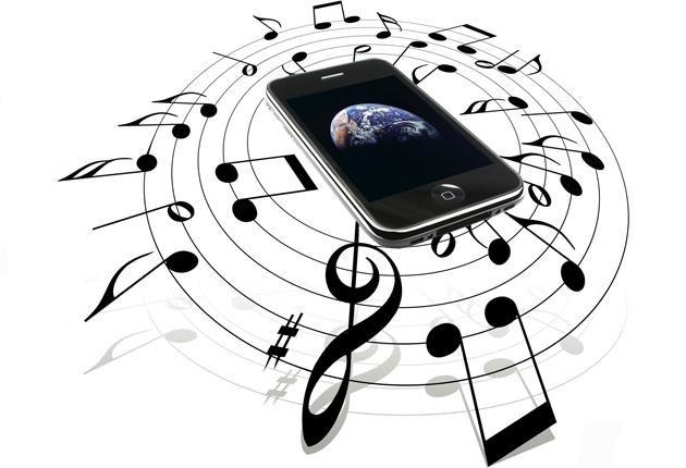 iPhone Ringtones دانلود آهنگ زنگ خور گوشی آیفون