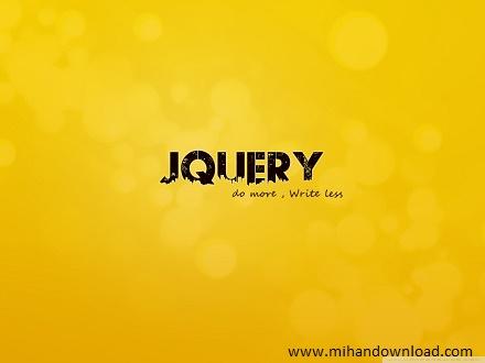 iQuery دانلود آموزش تصویری مجموعه jQuery به زبان اصلی