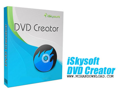 iSkysoft DVD Creator دانلود نرم افزار ساخت دی او همچنین دی به همراه منو iSkysoft DVD Creator v5.0.0