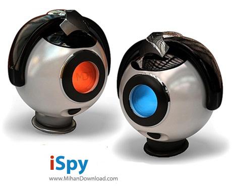 iSpy1 دانلود iSpy 6.2.3.0 نرم افزار تبدیل وبکم به دوربین مداربسته