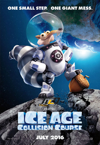 ice age 5 دانلود انیمیشن عصر یخ بندان مسیر برخورد ۲۰۱۶ Ice Age: Collision Course