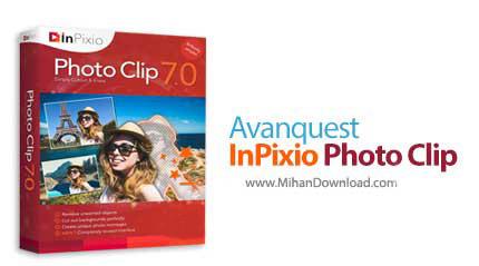 inpixio photo clip 1 دانلود InPixio Photo Clip نرم افزار برای ساخت کلاژ