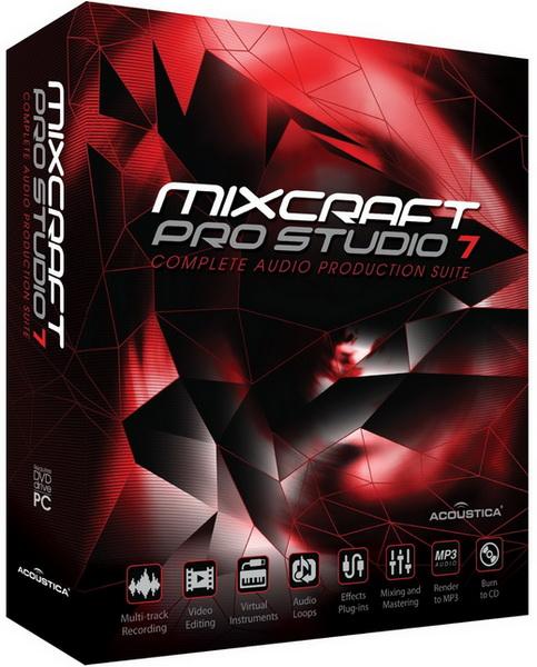 j7BXG7QagZI3CSrf2hG78M5SlXBunPWG دانلود Acoustica Mixcraft Pro Studio 7.1.273 نرم افزار ساخت، ضبط، ویرایش و میکس و مسترینگ موسیقی