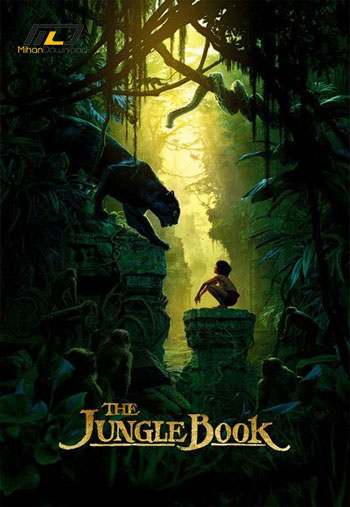jungle book دانلود انیمیشن The Jungle Book 2016