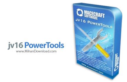 jv16 powertools icon دانلود JV16 PowerTools نرم افزار بهینه سازی ویندوز