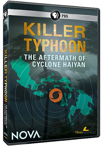 killer typhoon دانلود مستند  NOVA Killer Typhoon 2014