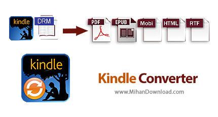kindle converter دانلود Kindle Converter نرم افزار تبدیل فرمت کیندل