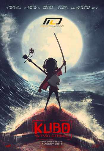 kuby دانلود انیمیشن کوبو و دو رشته کوه ۲۰۱۶ Kubo and the Two Strings