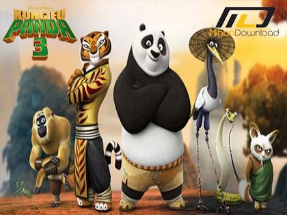 kungfupanda3  دانلود انیمیشن پاندای کونگفوکار 2016 Kung Fu Panda 3