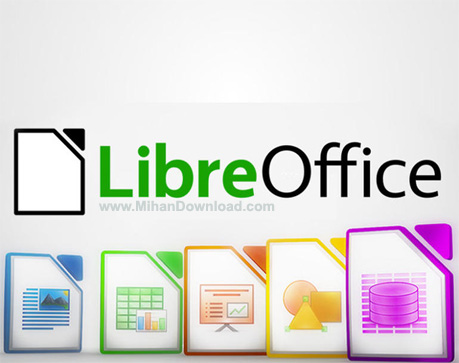 libre office دانلود نرم افزار LibreOffice 5.4.2