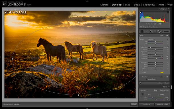 lightroom 5 02 دانلود آموزش های ویدئویی کار با Adobe Lightroom 5 Learn