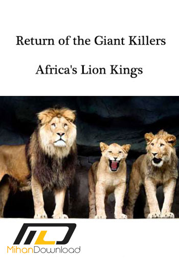 lion دانلود مستند Return of the Giant Killers: Africa's Lion Kings 2015