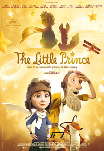 little prince دانلود انیمیشن شاهزاده کوچک – The Little Prince
