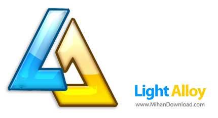 llight alloy دانلود Light Alloy نرم افزار پخش فایل های چندرسانه ای