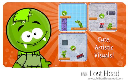 losthead دانلود بازی Lost Head برای کامپیوتر