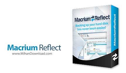 macrium reflect دانلود Macrium Reflect نرم افزار پشتیبان گیری از هارد
