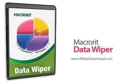 macrorit data wiper دانلود Macrorit Data Wiper نرم افزار حذف همیشگی اطلاعات