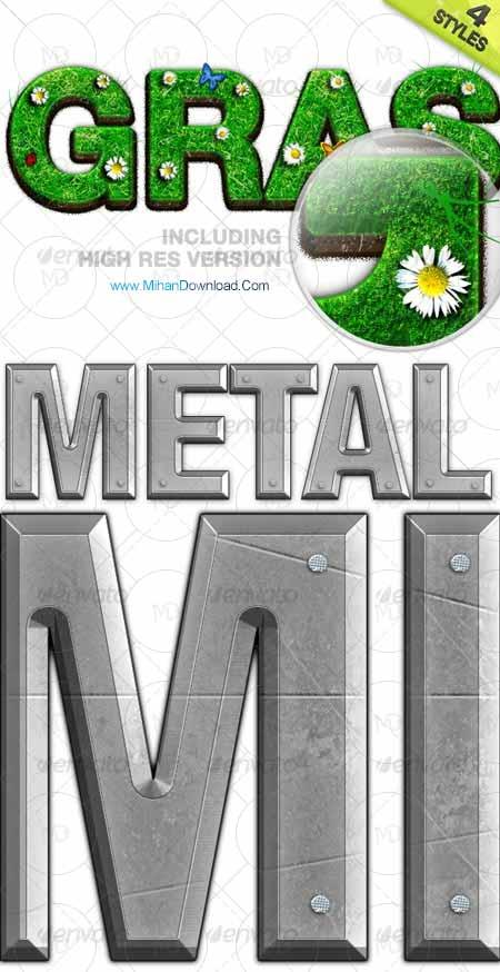 metal3 دانلود اکشن متال متن
