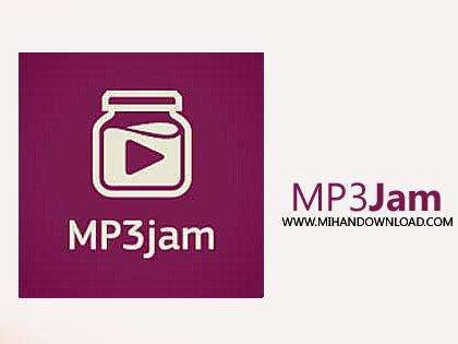 mp3jam دانلود نرم افزار جستجو، دانلود و مدیریت آلبوم های موسیقی MP3jam v1.1.5.0