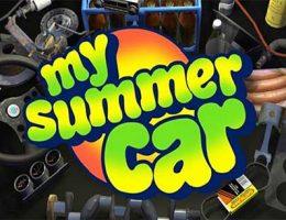 بازی ماشین تابستان من
