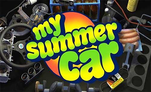 my.sumer .car .center.www .mihandownload.com 1 دانلود My Summer Car بازی اتومبیل تابستان من برای کامپیوتر
