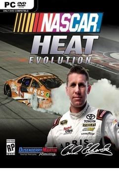 nascar دانلود بازی NASCAR Heat Evolution برای کامپیوتر