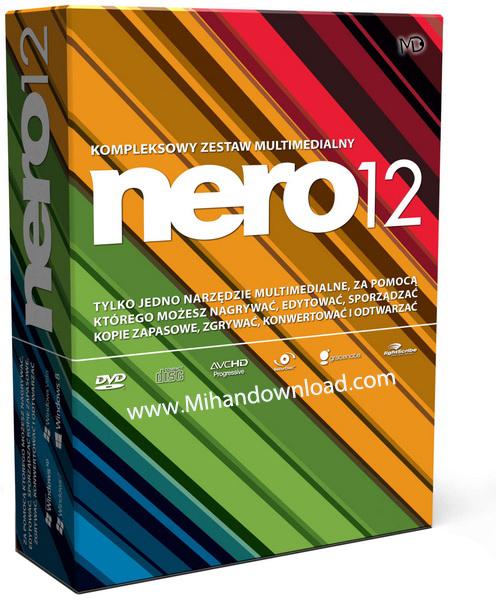 nero multimedia 12 0 02900 201112 دانلود Nero Burning ROM 2014.15.01400 نرم افزار نرو رایت سی دی دی وی دی
