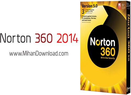 norton360 دانلود Norton 360 2014 v21.1 آنتی ویروس بسیار قدرتمند نورتون