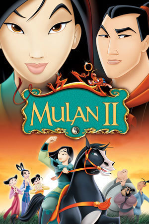 دانلود انیمیشن مولان  Mulan 1998