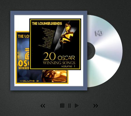 oscar مجموعه آهنگهای برنده جایزه اسکار