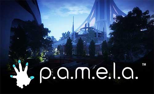 pamela.center 1 دانلود P.A.M.E.L.A بازی پامیلا نسخه Early Access برای کامپیوتر