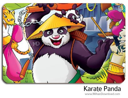 panda دانلود بازی Karate Panda برای کامپیوتر