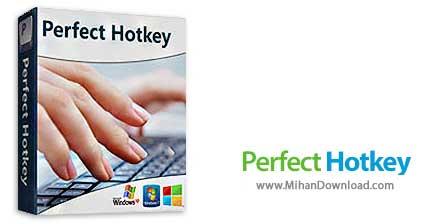 perfect hotkey v1 دانلود Perfect Hotkey نرم افزار مدیریت کلید های میانبر کیبورد