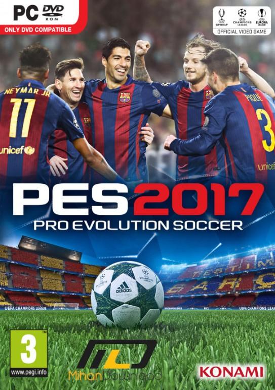 pes17 543x768 دانلود بازی PES 2017 برای کامپیوتر