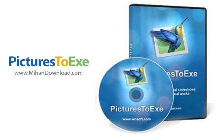 picturestoexe دانلود PicturesToExe نرم افزار ساخت آلبوم عکس اجرایی