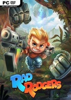 rad rodgers world one دانلود بازی راد راجرز در جهان اول Rad Rodgers World One برای کامپیوتر