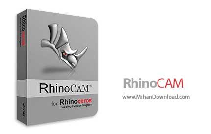 rhinocam دانلود RhinoCAM پلاگین CAM برای نرم افزار Rhinoceros