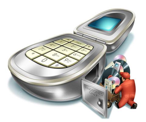 ringtone دانلود زنگ خور خارجی جدید برای موبایل