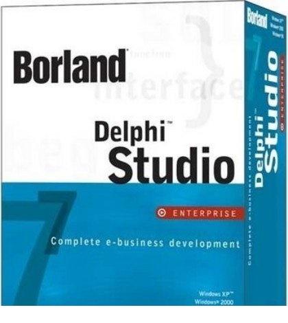 rland Delphi دانلود Borland Delphi 7.0 نرم افزار برنامه نویسی دلفی