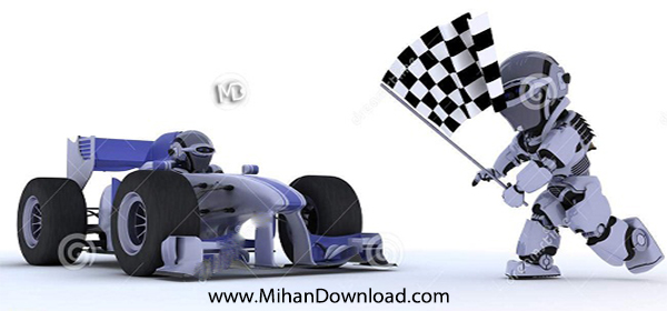 roborace 1 دانلود بازی ماشین مسابقه ای Robo Racing برای کامپیوتر