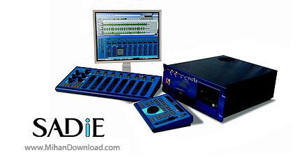 sadie sound suite دانلود SADiE نرم افزار ادیت فایل های صوتی