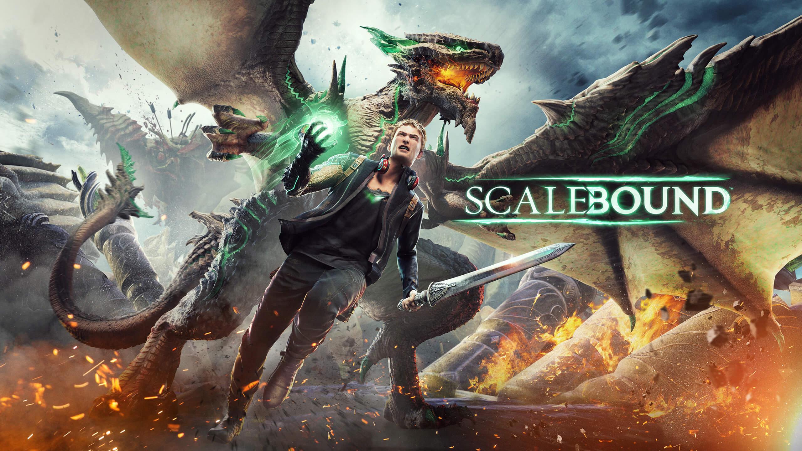 sb wallpaper 01 دانلود بازی Scalebound اسکیل باند برای کامپیوتر